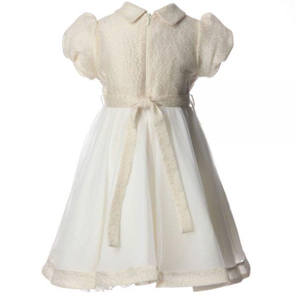 ALETTA Gold & Ivory Dress 2