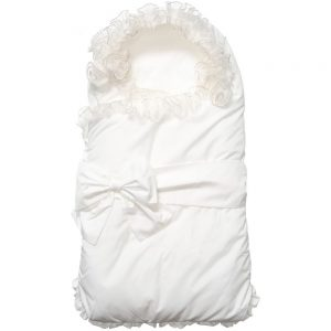 ALETTA Ivory & Gold Padded Nest