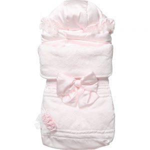 ALETTA Pink Lace Padded Nest 1