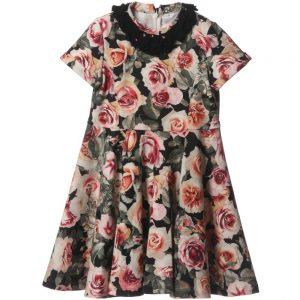 ALETTA Printed Dress