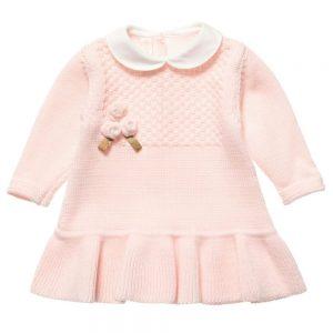ALVIERO MARTINI Baby Girls Knitted Wool Dress