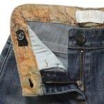 ALVIERO MARTINI Blue Denim Jeans 3