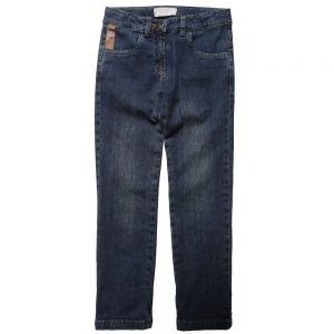 ALVIERO MARTINI Boys Blue Denim Jeans