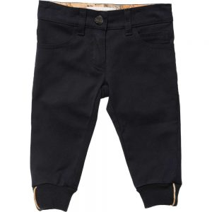ALVIERO MARTINI Boys Navy Blue Trousers