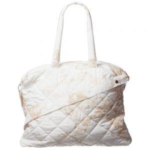 ALVIERO MARTINI Ivory Vintage Map Baby Bag (45cm)
