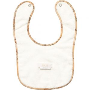 ALVIERO MARTINI Pale Blue Cotton Baby Bib 1