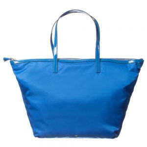 ANYA HINDMARCH Blue 'Workout' Tote Bag (52cm)