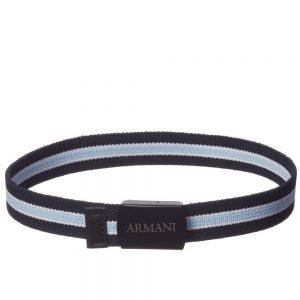 ARMANI-BABY-Baby-Boys-Navy-Blue-Elasticated-Belt