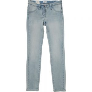 ARMANI TEEN Girls Pale Blue Jeggings