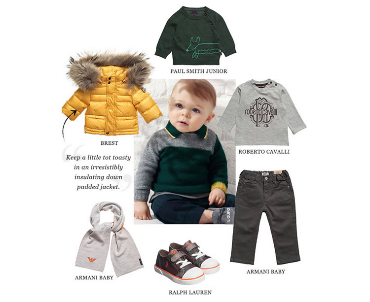 WINTER WARMER KIDS OUTFIT