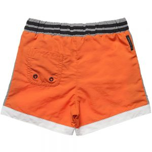 ARMANI BABY Baby Boys Orange Swim Shorts 1