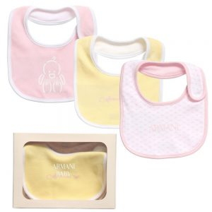 ARMANI-BABY-Baby-Girls-Pink-Bib-Gift-Set-Pack-of-3