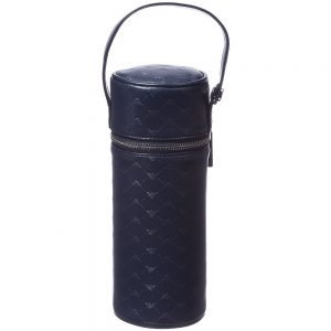 ARMANI BABY Baby Navy Blue Insulated Feeding Bottle Holder