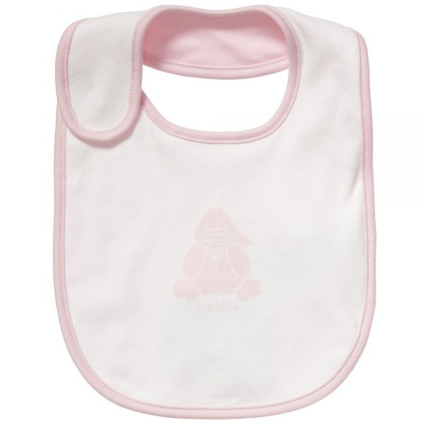 ARMANI BABY Pack of 3 Bibs In a Gift Box 2