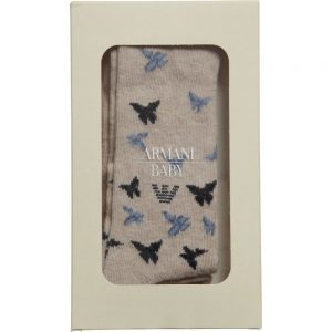 ARMANI-JUNIOR-Girls-Butterfly-Cotton-Tights