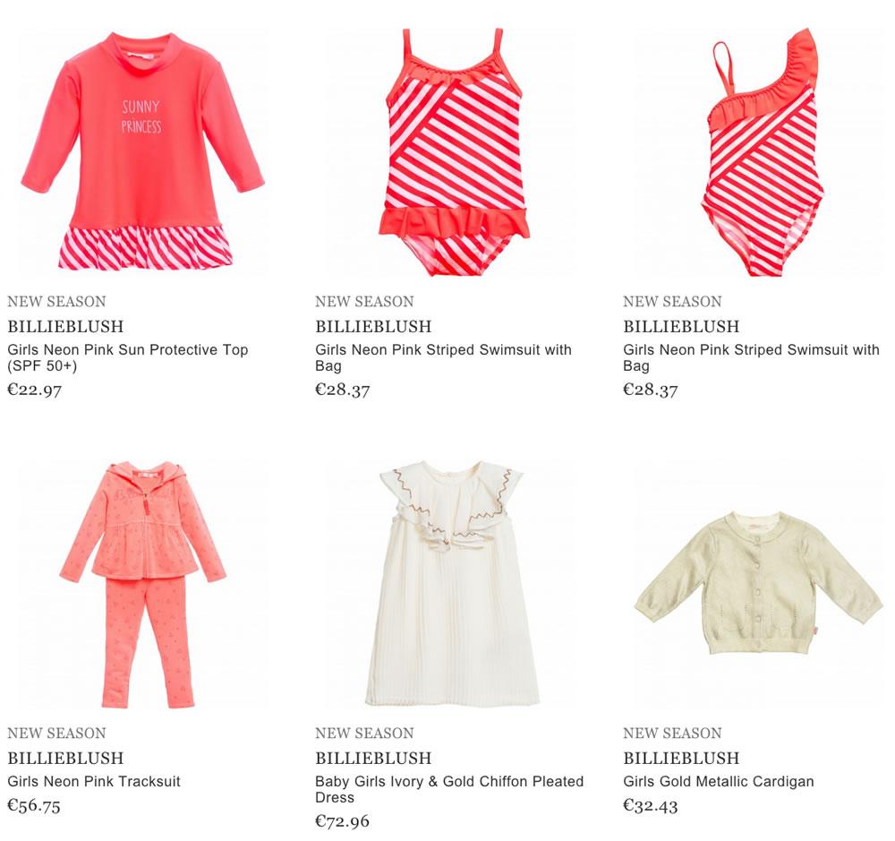 BILLIEBLUSH girls clothes