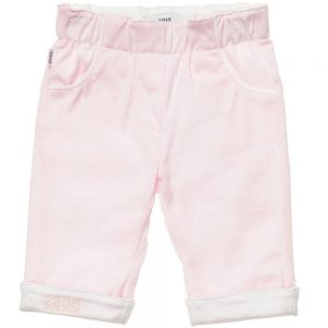 BOSS Baby Girls Pink Reversible Trousers Gift Set