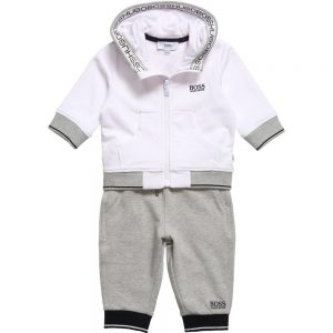 BOSS-Boys-White-Grey-Tracksuit