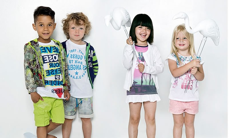 Guess Children & Baby Clothes