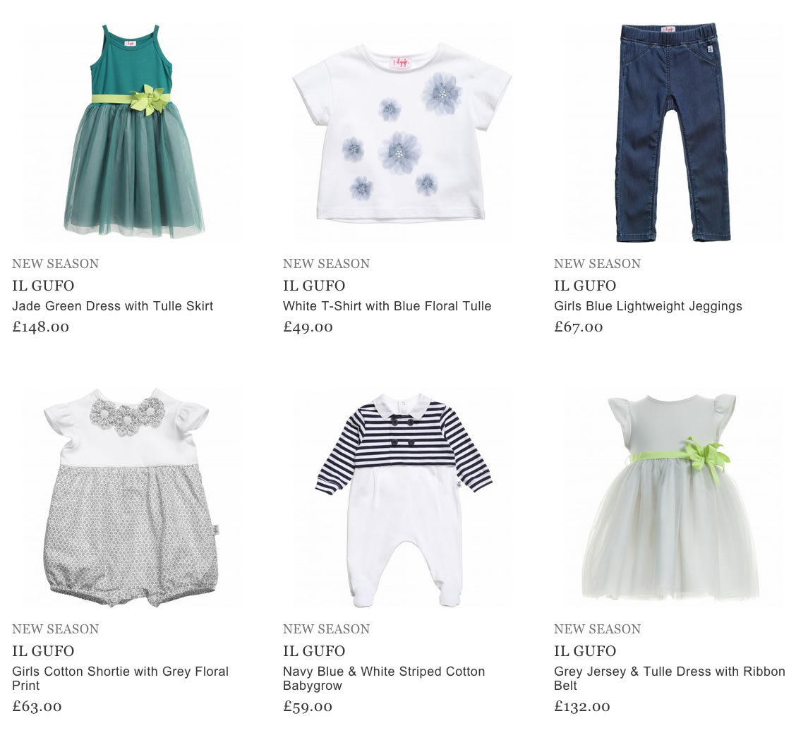 Il Gufo Baby & Children Clothes
