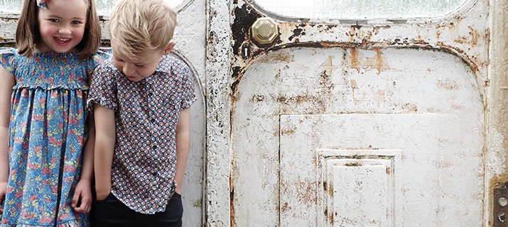 Liberty London Kids Clothing
