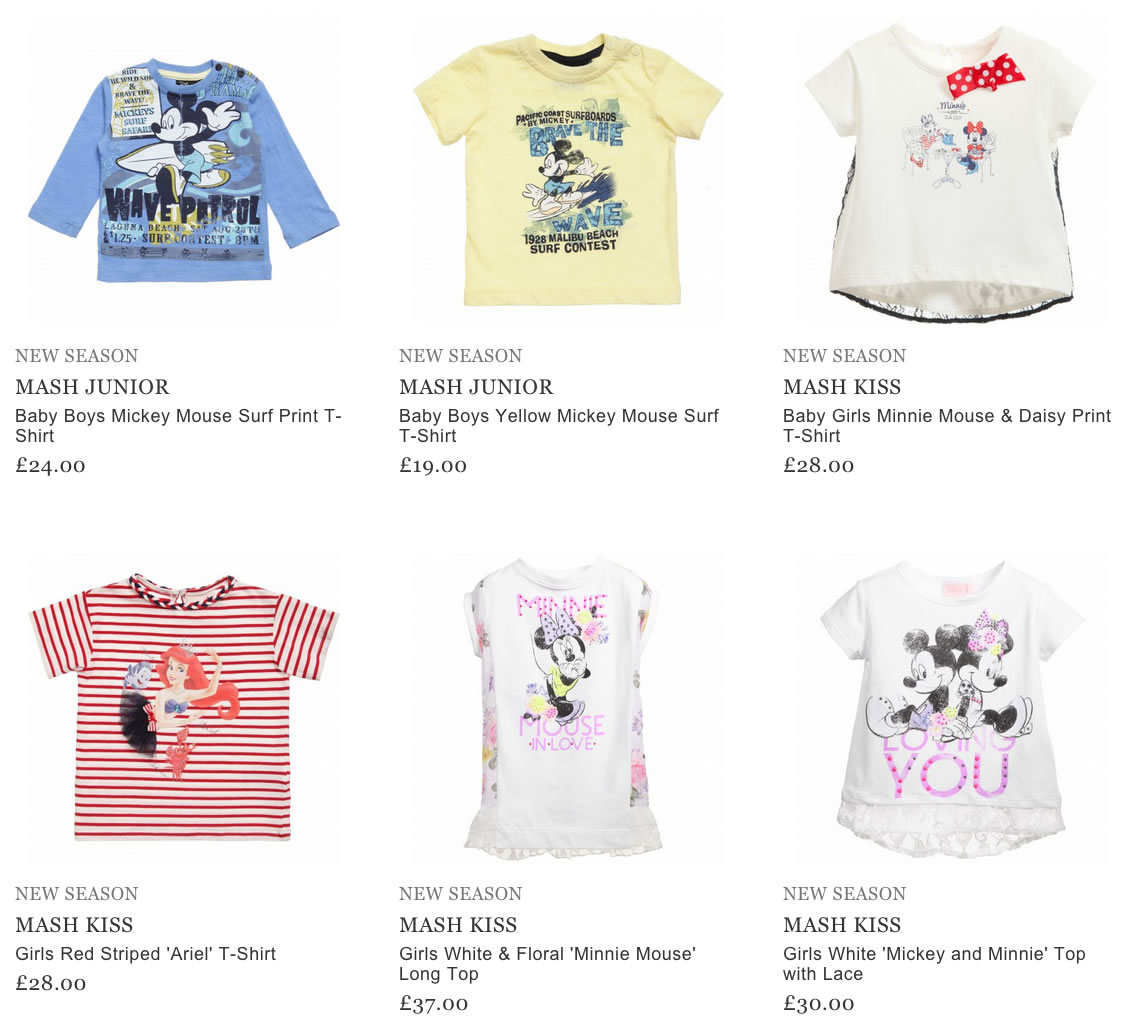 MASH Kids Clothing