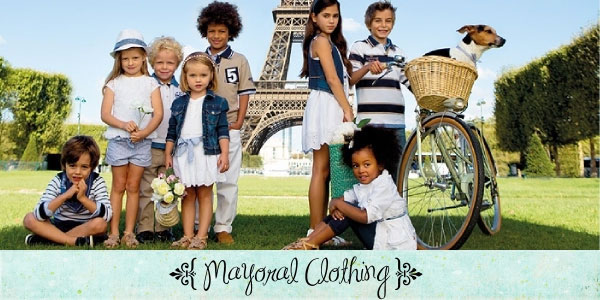 Mayoral Kids Clothes & Accesories