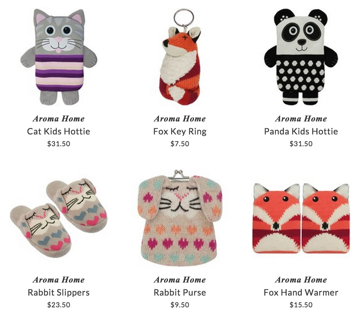 Aroma Home children accessories