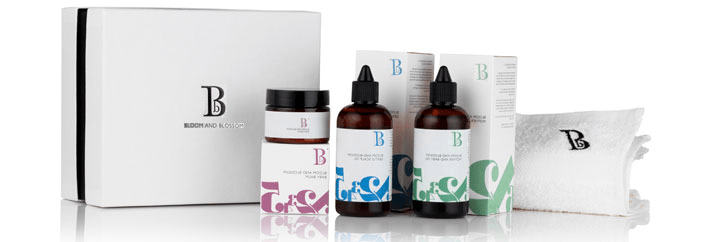 Bloom and Blossom body care products for kids & mothers