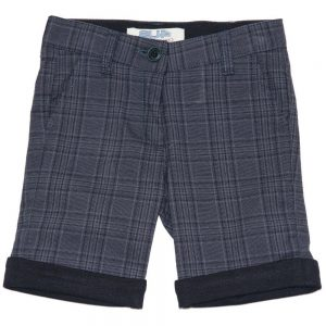 CESARE PACIOTTI 4US Cotton Check Shorts