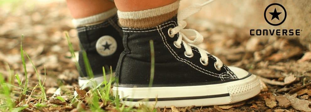 Converse children shoes