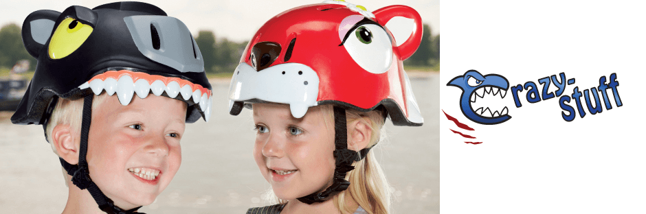 Crazy Stuff children helmets