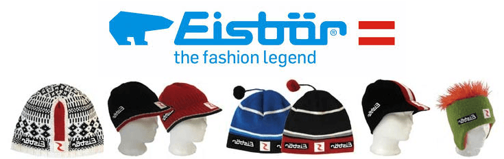 Eisbar children hats & headbands