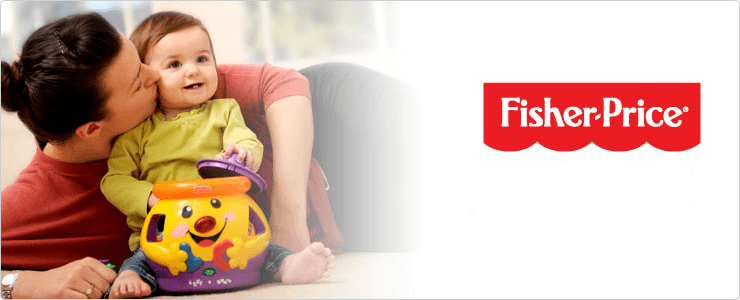 Fisher-Price children toys