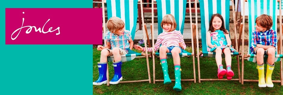Joules kids clothing & accessories