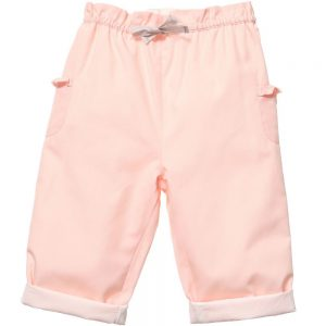 MARIE-CHANTAL Baby Girls Pale Pink Trousers1