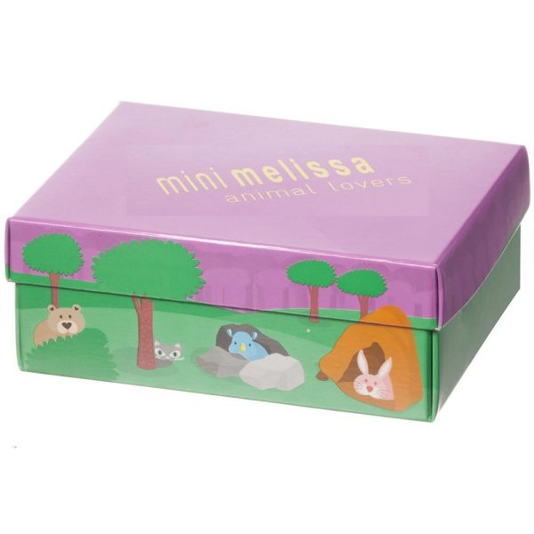 MINI MELISSA Pale Pink Cat Jelly Shoes4