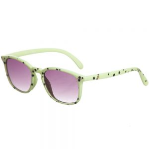 MINI RODINI Girls Green UV 400 Sun Protection Sunglasses