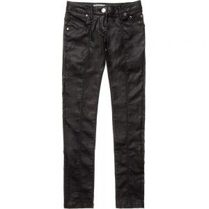 MISS SIXTY Girls Black Slim Fit Stretch Trousers1
