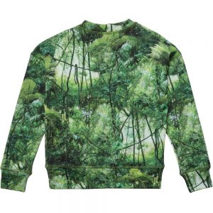 MOLO Green Jungle 'Milton' Sweatshirt1