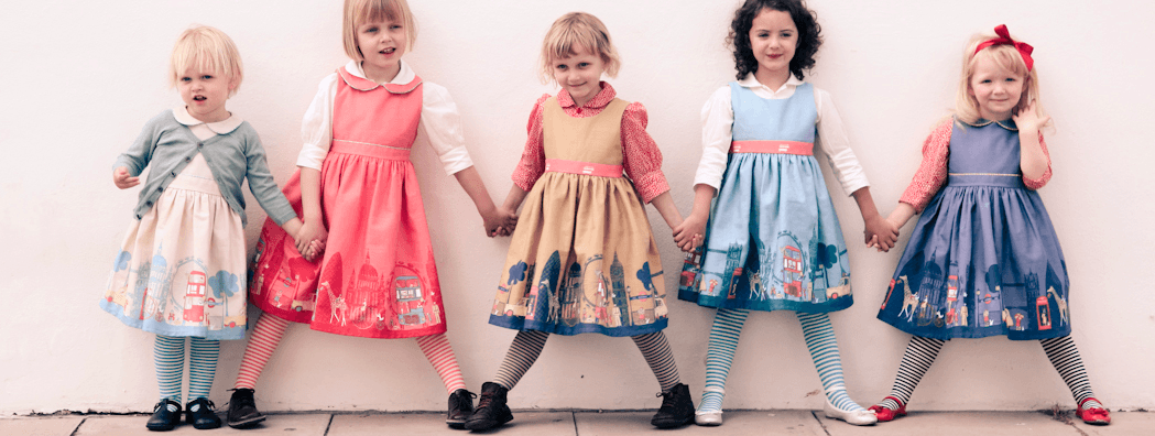 POPPY girls dresses