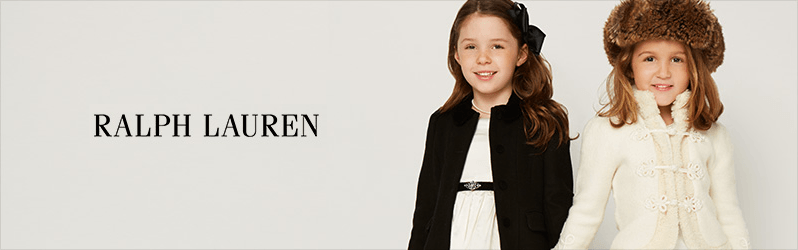 RALPH LAUREN luxury children clothing