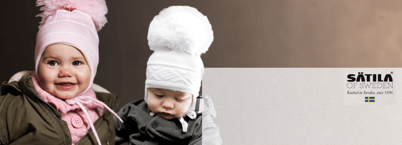 SATILA OF SWEDEN KIDS knitted accessories
