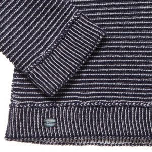 DIOR Boys Navy Blue Knitted Sweater 1