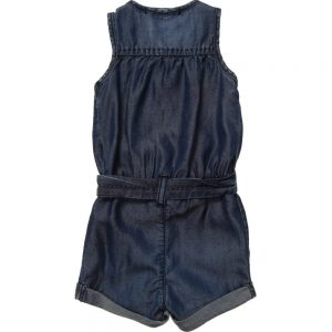 DKNY Girls Blue All-In-One Playsuit 1
