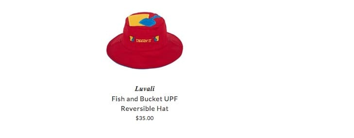 Luvali sun protection clothing & accessories for kids