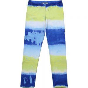 MSGM Jersey Tie Dye Leggings