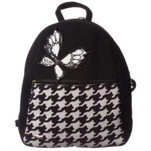 PARROT Houndstooth Backpack Bag (30cm)1