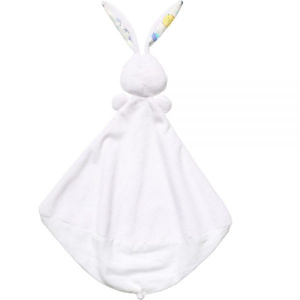 PAUL SMITH JUNIOR White Cotton Babygrow & Dou Dou In A Gift Tin4