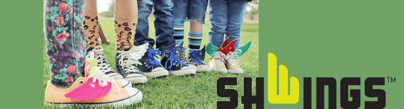 Shwings accessories for children shoes